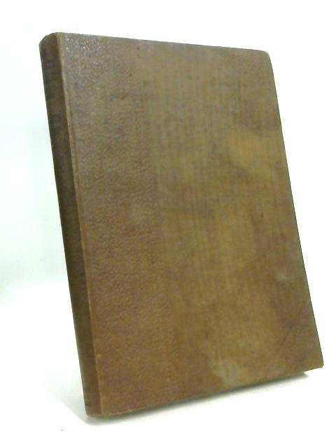 'Draughtsmanship' edited by the Professional Staff of the Bennett College For The Use of Students Vol 1 By Edward Ingham