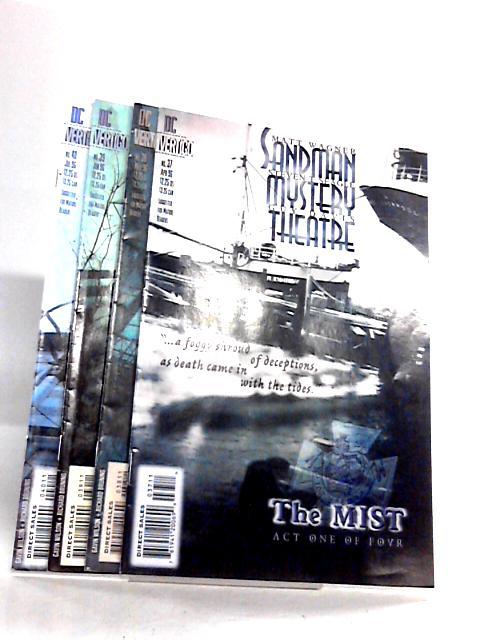 Sandman Mystery #37 - #40 The Mist by Various
