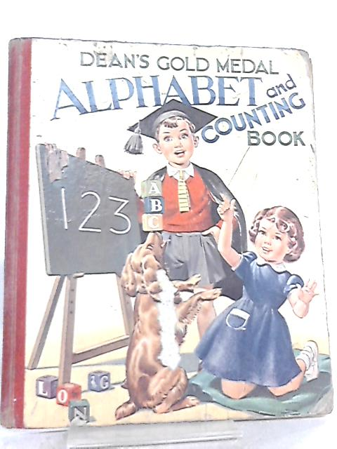 Dean's Gold Medal Alphabet and Counting Book by Eunice Close