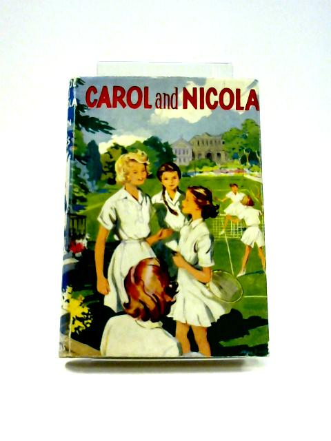 Carol and Nicola by Jean A. Rees