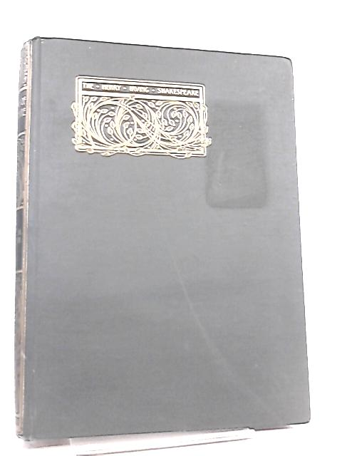 The Works Of William Shakespeare Volume IV By Henry Irving