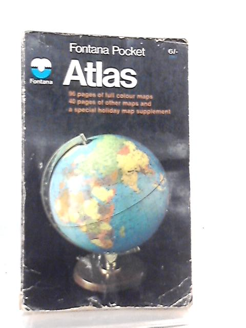 Fontana Pocket Atlas of the World by Non Stated