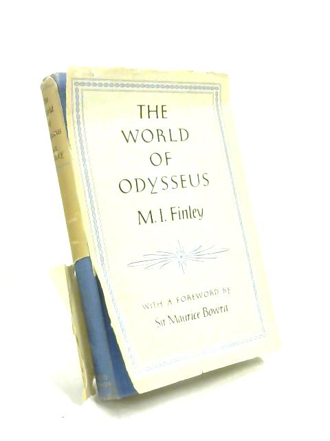 World of Odysseus by M. I. Finley