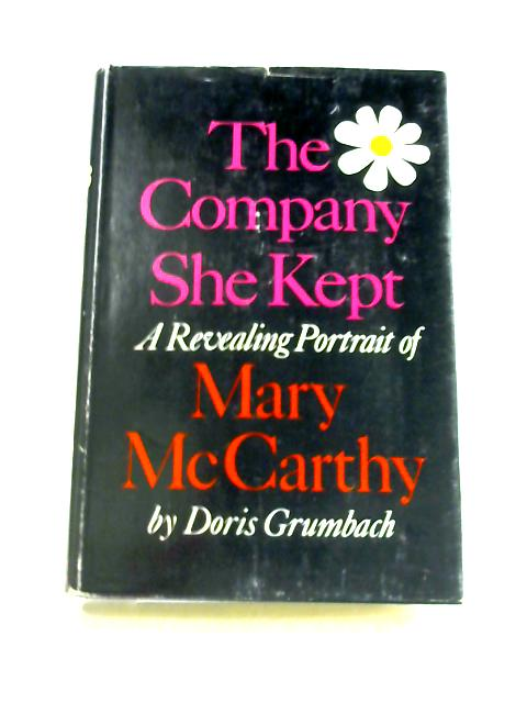 The Company She Kept By Marjorie Eccles