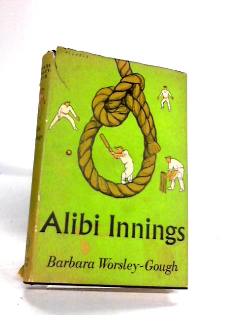 Alibi Innings by GOUGH