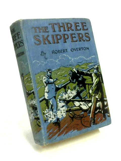 The Three Skippers and The Secret of the Caves by R. Overton