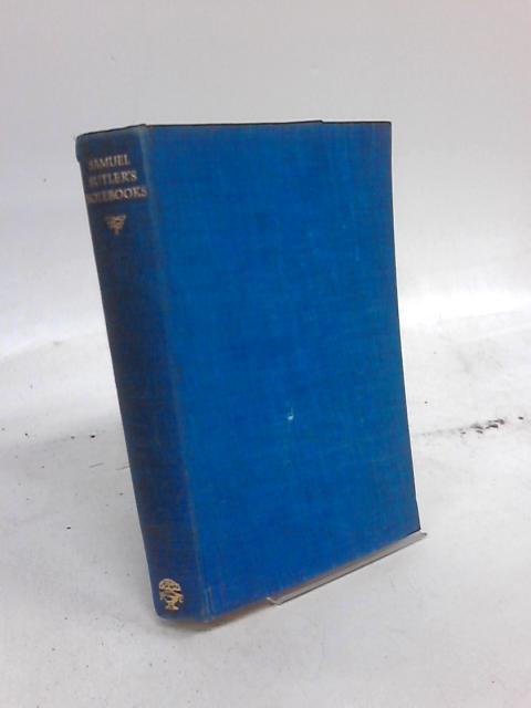 Samuel Butler's Notebooks by Samuel Butler