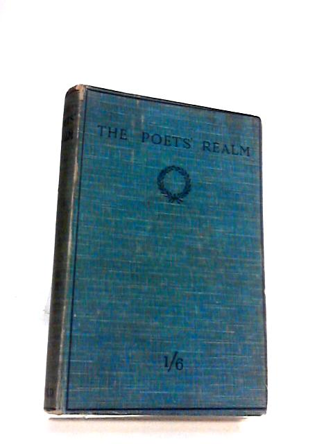 The Poets Realm by Edited by H.B. Browne