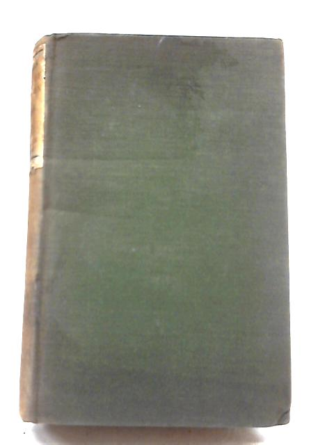 Boswell's Life of Johnson Volume III by Augustine Birrell (Ed.)