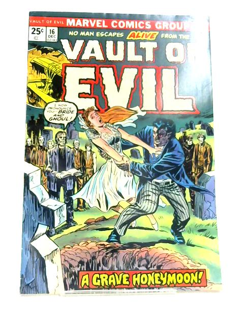 Vault of Evil 16 December 1974 by Anon