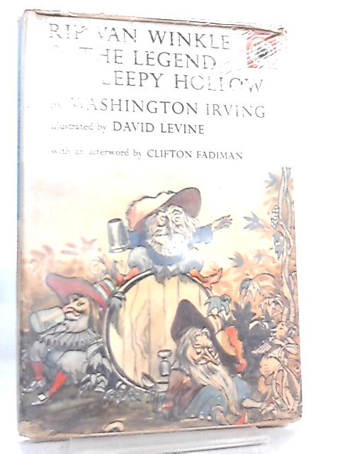 Rip Van Winkle and, The legend of Sleepy Hollow by Washington Irving