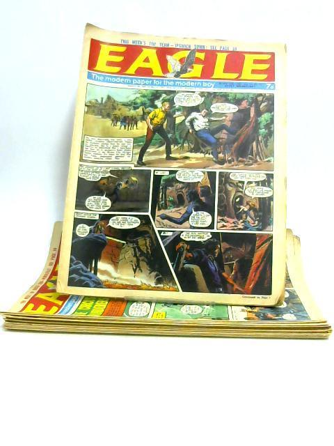 Eagle Comic Nos. 41 to 52, 1968 (12 x issues) by Anon