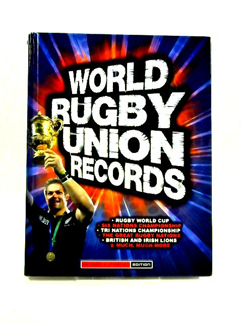World Rugby Records by Chris Hawkes
