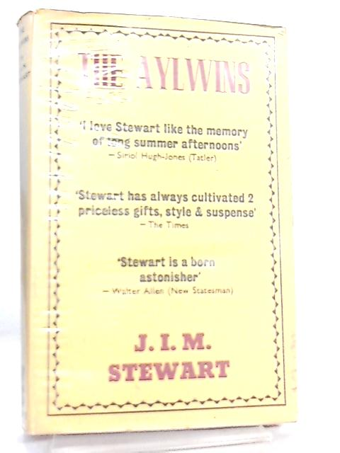 The Aylwins by J. I. M. Stewart