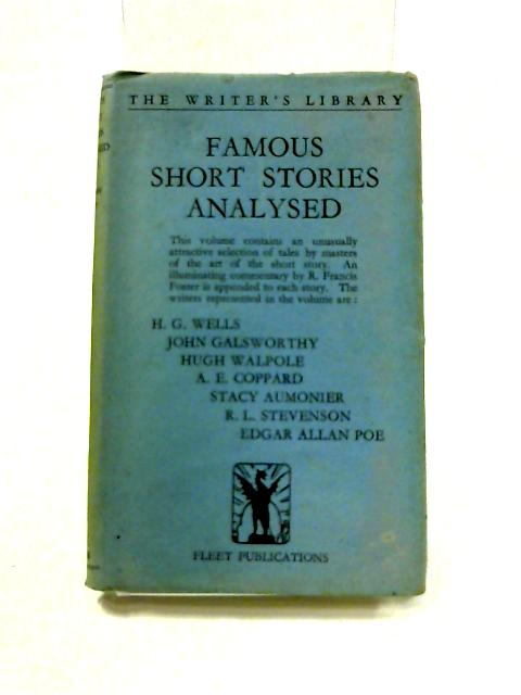 Famous Short Stories Analysed by Harold Herd (ed)
