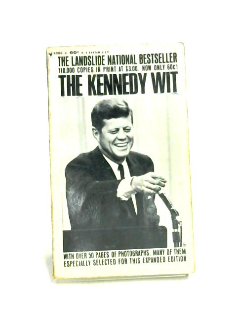 The Kennedy Wit By Adler Bill