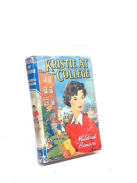 Kristie at College: The Boys' & Girls' Library by Mildrid Benson