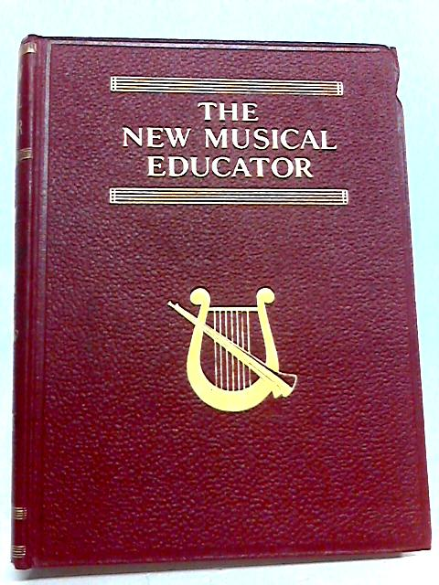 New musical educator iv by W mcnaught and ha chambers[editors]