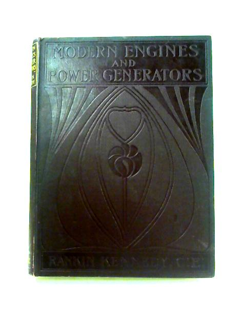 The Book of Modern Engines and Power Generators Vol III by R. Kennedy
