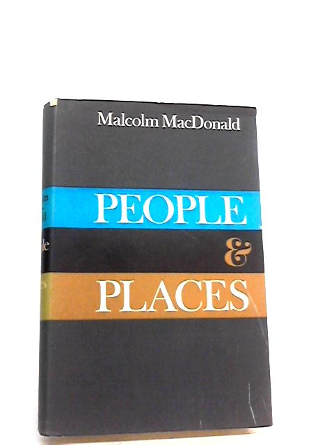 People and Places by M macdonald