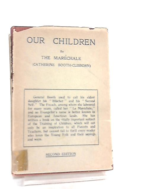 Our Children by Catherine Booth-Clibborn
