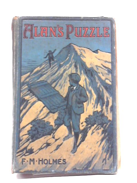 Alan's Puzzle Or The Bag of Gold by Holmes