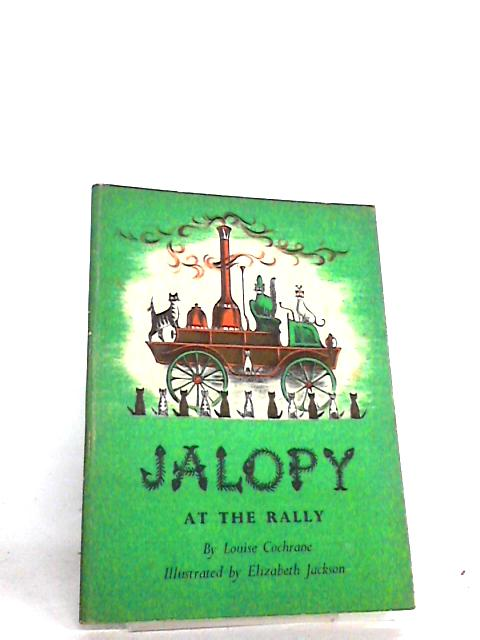 Jalopy at the rally By Cochrane, Louise