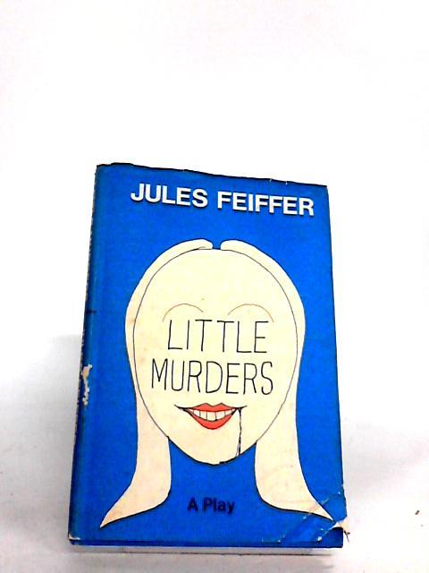Little Murders by Feiffer, Jules