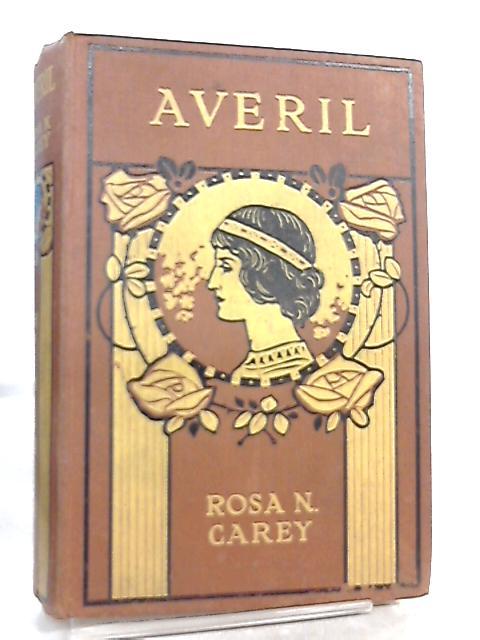 Averil by Rosa N. Carey