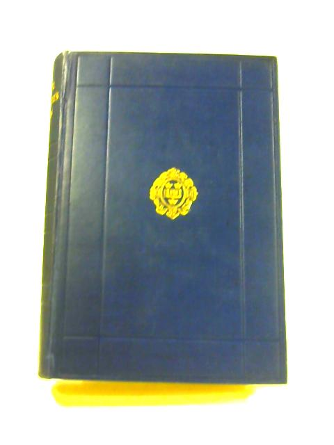 The Plays of Oliver Goldsmith Together with the Vicar of Wakefield by Oliver Goldsmith