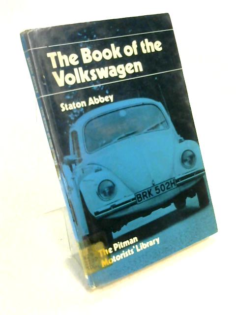 Book of the Volkswagen by Staton Abbey