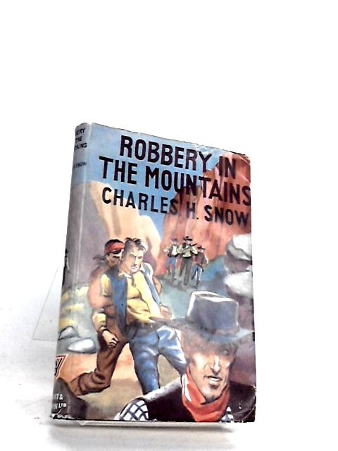 Robbery in the mountains by Charles Horace Snow
