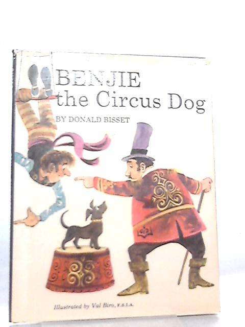 Benjie the Circus Dog by Donald Bisset