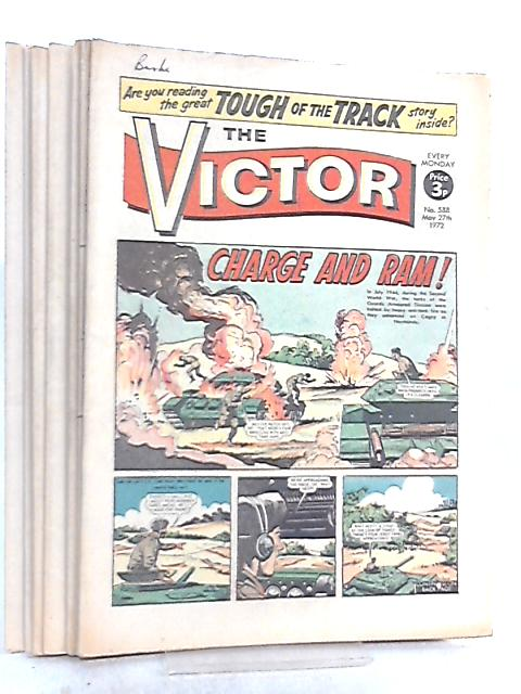 Victory Comic 1972 (x 7 issues) Various Dates by Anon