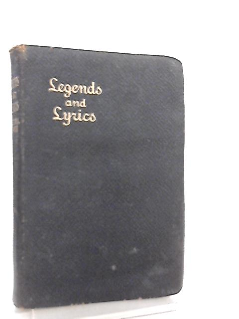 Legends and lyrics by A. A. Procter