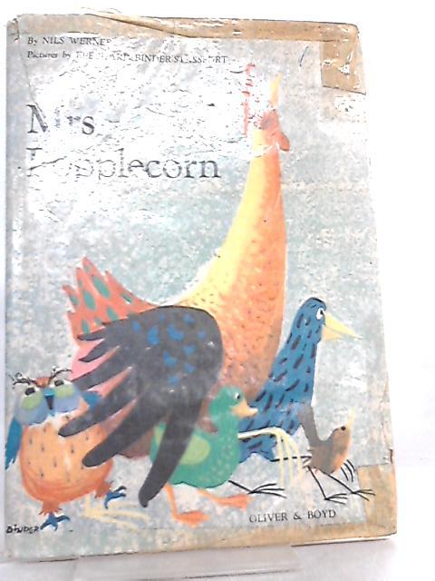 Mrs. Popplecorn by Nils Werner