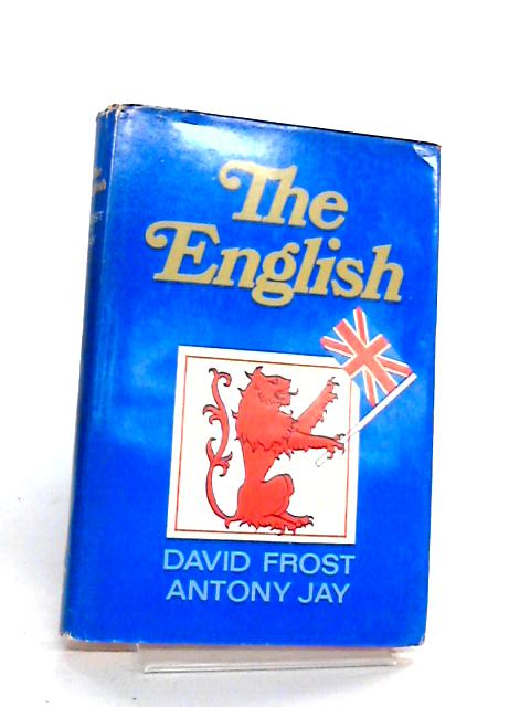 The English by Frost, david
