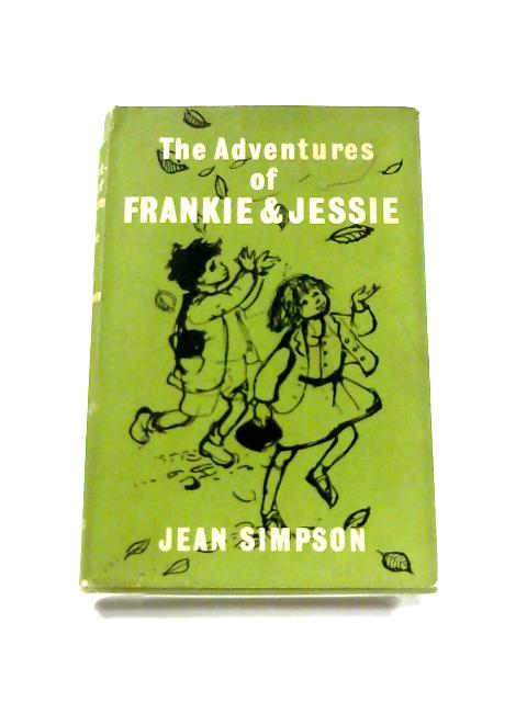 The Adventures of Frankie and Jessie by Jean Simpson