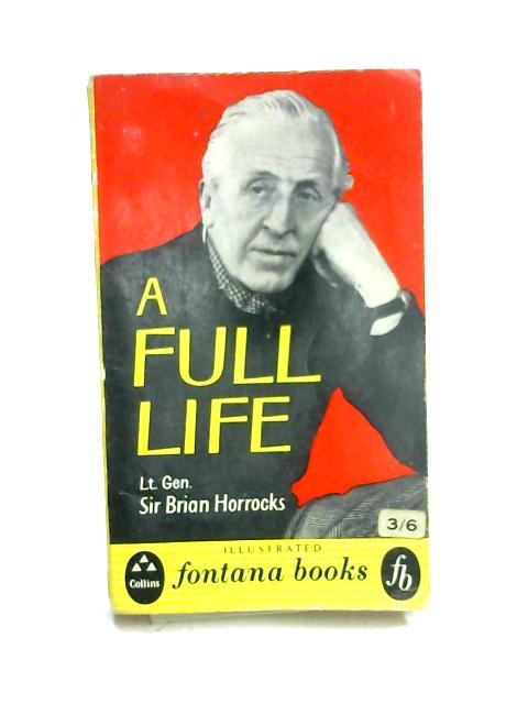 A Full Life by Brian Horrocks