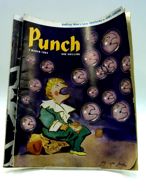 Punch march 4th and 18th 1964 (2 x issues) by Anon