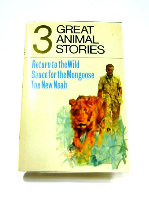 3 Great Animal Stories By James Herriot