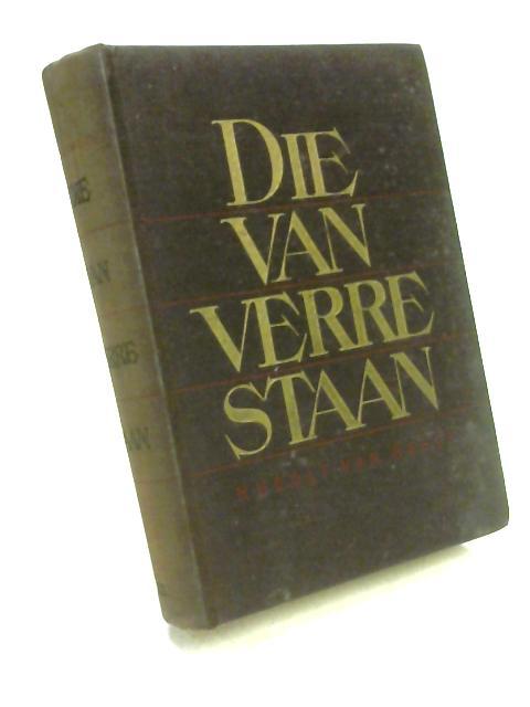 Die Van Verre Staan by Rudolf Van Reest