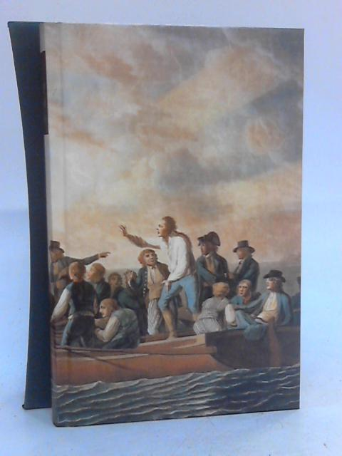 The Eventful History of the Mutiny and Piratical seizure of HMS Bounty, its causes and consequences edited and with an introduction by captain Stephen W Soskill by Barrow, John