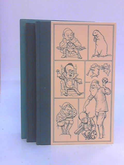Complete & Utter Nonsense 2 Volumes by Lewis Carroll