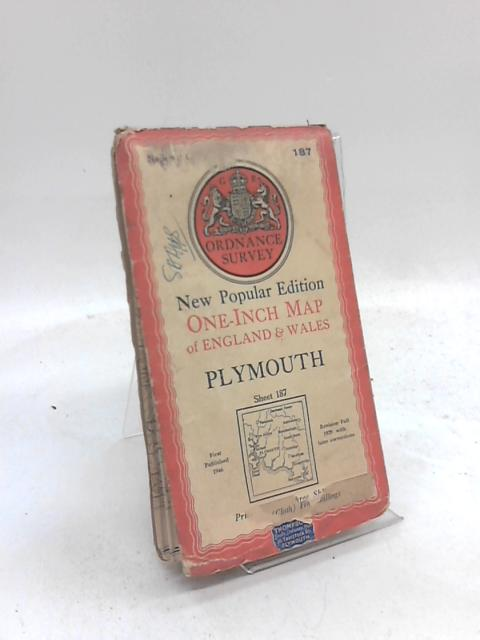 One-inch Map of England and Wales. Plymouth by Anon