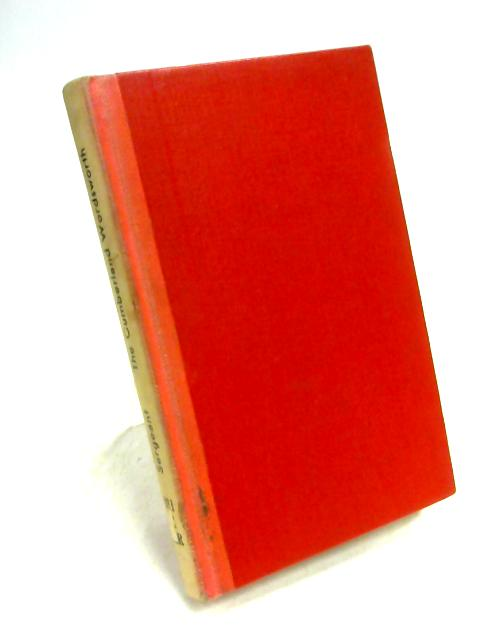 The Cumberland Wordsworth By Howard Sergeant