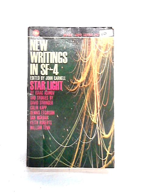 New Writings in SF-4 By John Carnell (ed)