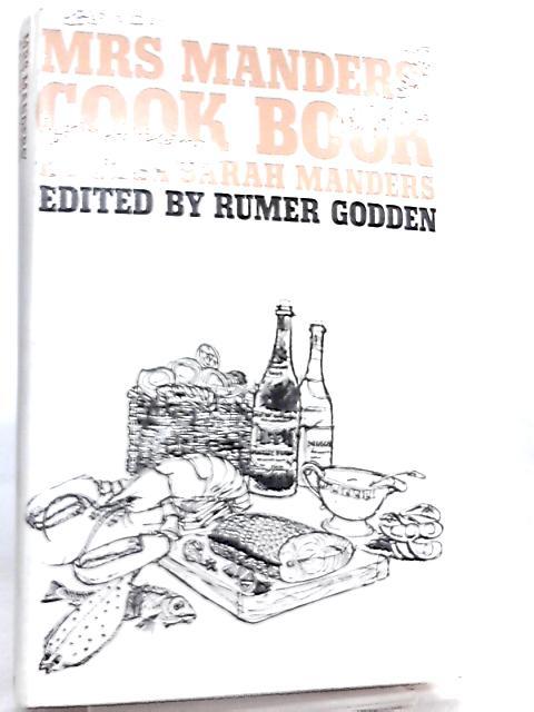 Mrs Manders' Cookbook By Olga Sarah Manders