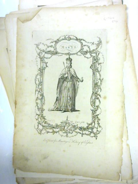 Prints of Kings, Queens and Nobility by Unknown