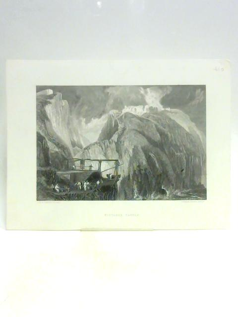 Print: Tintagel Castle By Turner & Cooke